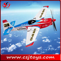 new product 2.4G 4CH RC airplane 540 stunt flying aircraft giant scale rc airplane