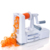 5 in 1 Vegetable Ribbon Cutter - Slicer Angel Hair - Curly Fries - Spaghetti & Fettuccine Maker - Food Spiralizer