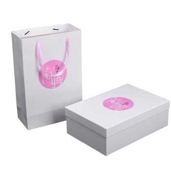 Wholesale custom logo carton cardboard shoe box