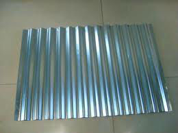 Polished Decorative Aluminum Corrugated Perforated Metal