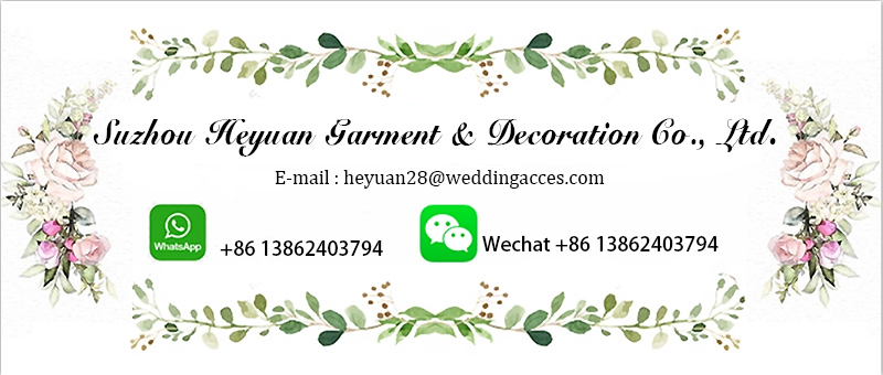 M6448 Embroidered Satin Wedding Elegant Flower Fabric Gift Bags for Bridal
