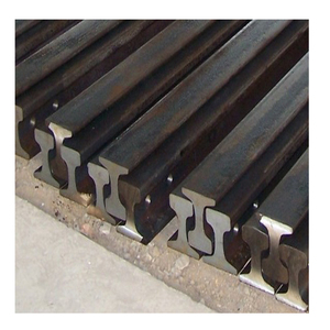 43kg Railway Heavy Steel Rail Manufacturer with material U71Mn