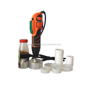 High performance manual plastic bottle capper with best price