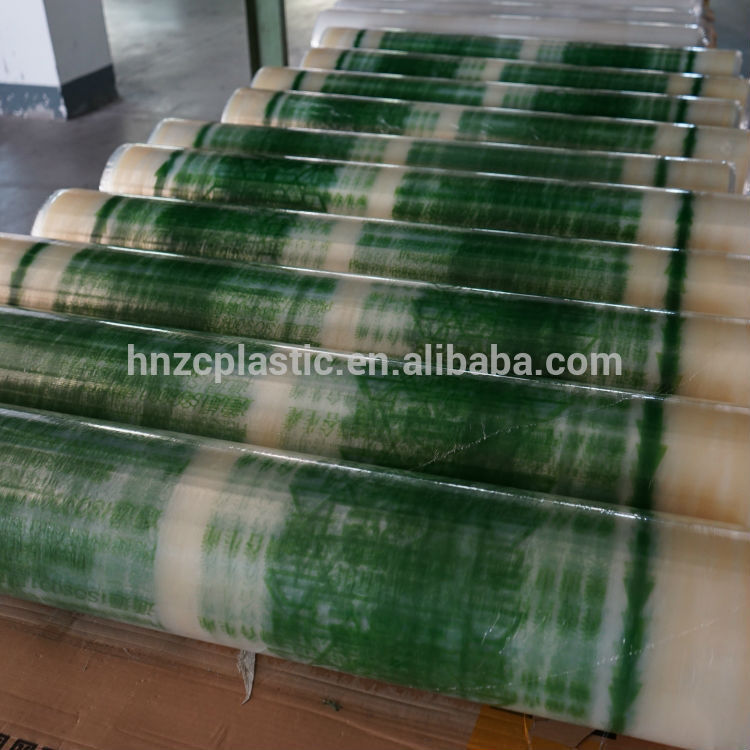 color pe protective printed pvc film for window tape