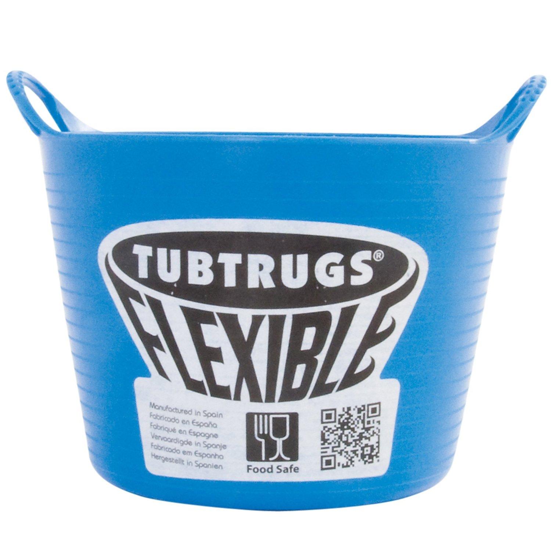 Tubtrugs SPMICSKBL Flexible Sky Blue Micro .37 Liter/12.5 Ounce Capacity