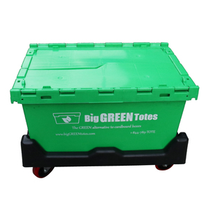 Plastic Relocation Crates for Moving house and Office