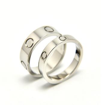zilveren ring meisje