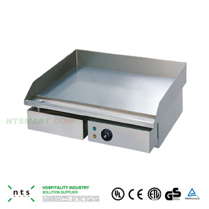 electric pancake griddle , flat top grill