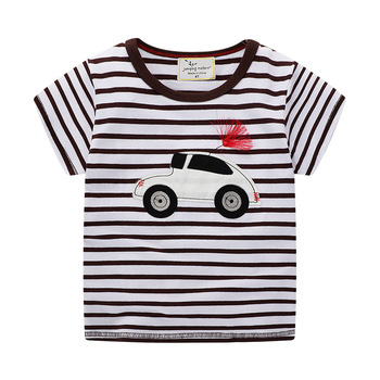 New children short-sleeved t-shirt 2019 new children short-sleeved t-shirt wholesale kids t-shirt printing top