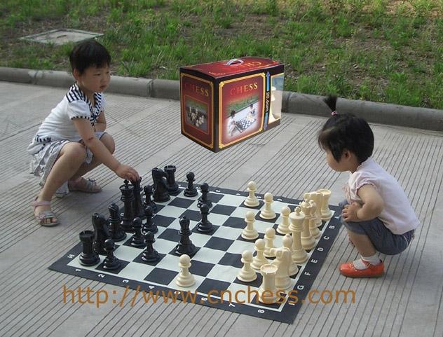 Juego de ajedrez gigante jard n al aire libre juegos de ajedrez identificaci n del producto for Ajedrea de jardin