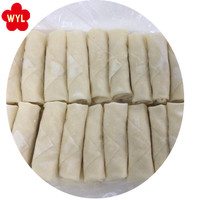 china traditional food iqf frozen spring roll supply