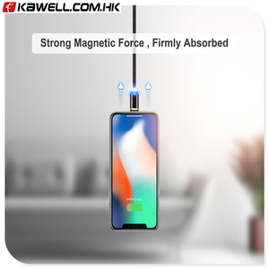 2in1 Magnetic Mobile USB Charging Cable for iPhone and Type-C one cable and two converter