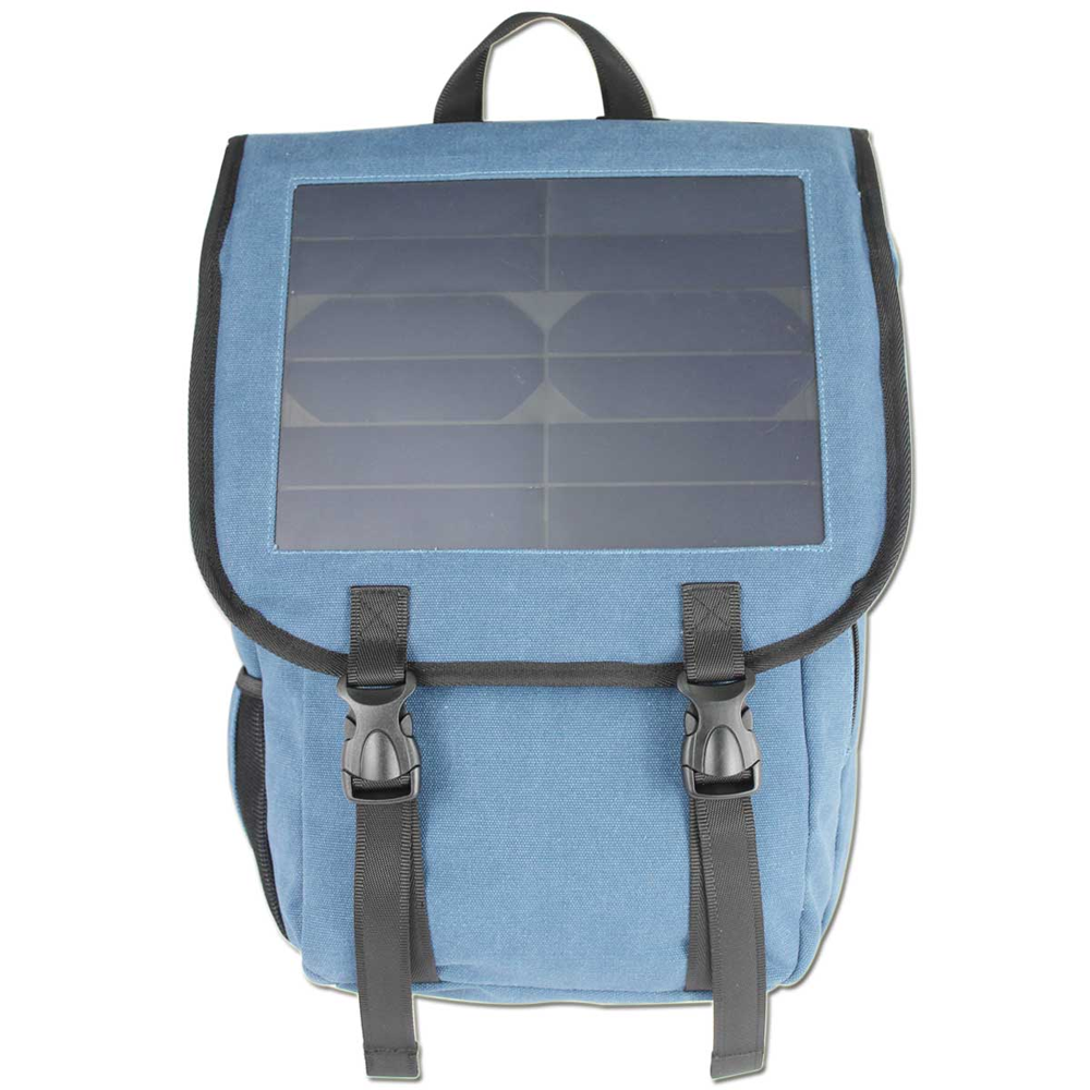 Highest Efficiency Ultra-Slim 10Watts Solar Backpack Solar Panel Portable Solar Charger For 5V Device