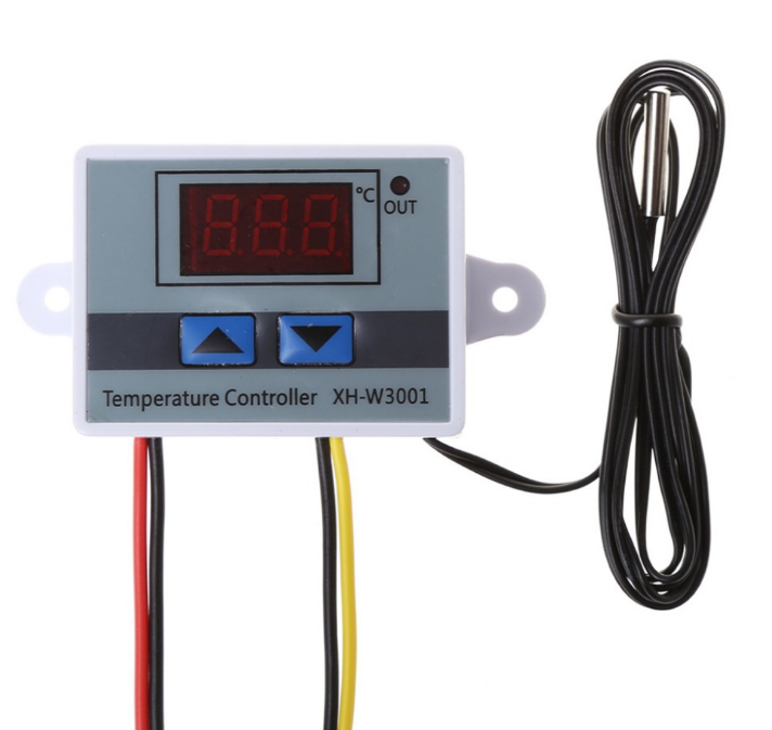STC-3028 temperature and humidity controller temperature and humidity control dual-purpose greenhouse incubation humidifier