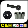 precision CNC turning parts, various materials available