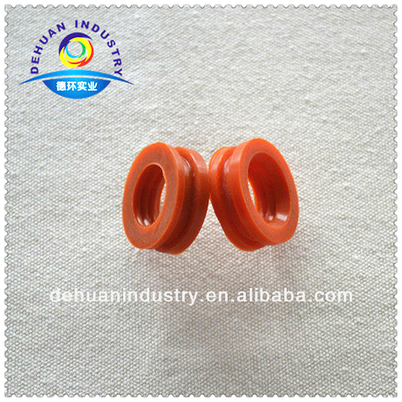 Rubber Waterproof Grommet For Industrial Wires And Cables
