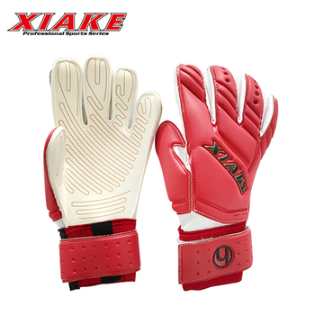 Customized Breathable Quick-drying Fingersave Mens Goalkeeper Gloves ... 0a6f2f2cb