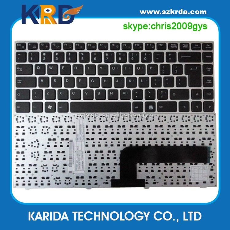 Brand New laptop internal keyboard for Haier X3 notebook keyboard