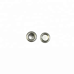 8mm brass metal eyelet button for custom made metal hang tags