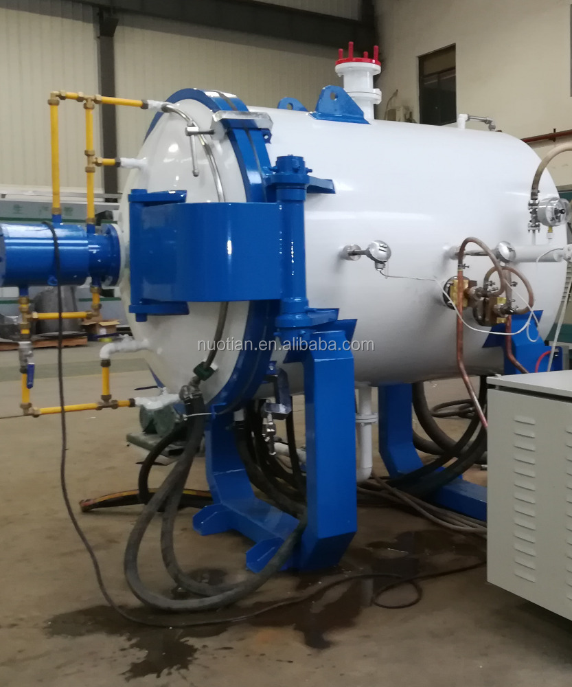 Widely used heating treatment carbonization furnace