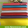 embossed non-woven fabric for flower wrapping material and table decoration