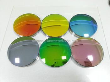 392f5813ce cr39 75mm polarized sunglasses semi finished optical clear lens blanks