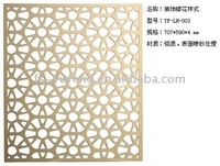 square stainless steel decorative screen