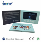 Middle East Market LCD English marriage/festival invitation cards models