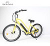 Chopper bicycle engine electric start electric beach cruiser bike