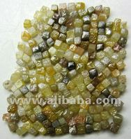 Natural loose Congo cubes rough diamond from South Africa