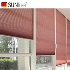 Wholesale european style Custom Fabric Manual roller blinds Shades