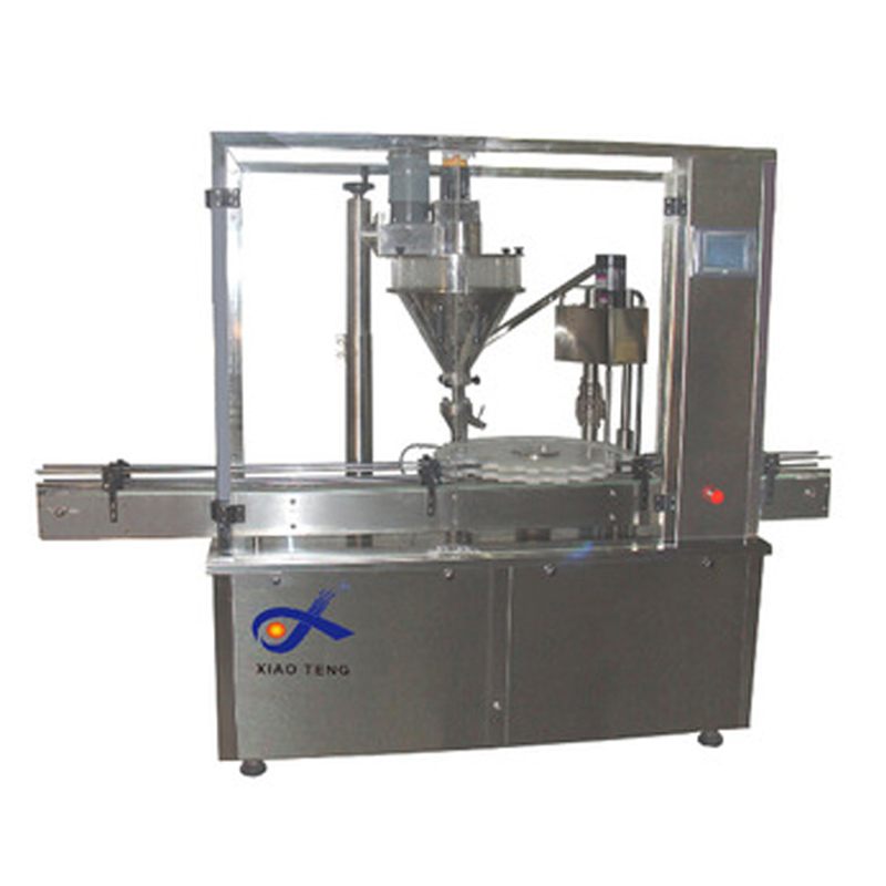 Sheep milk powder filling machine sealing machine