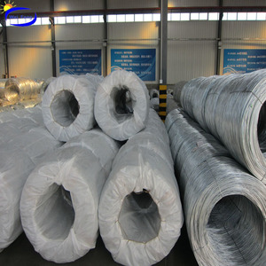Made in China galvanized flat iron wire for sale