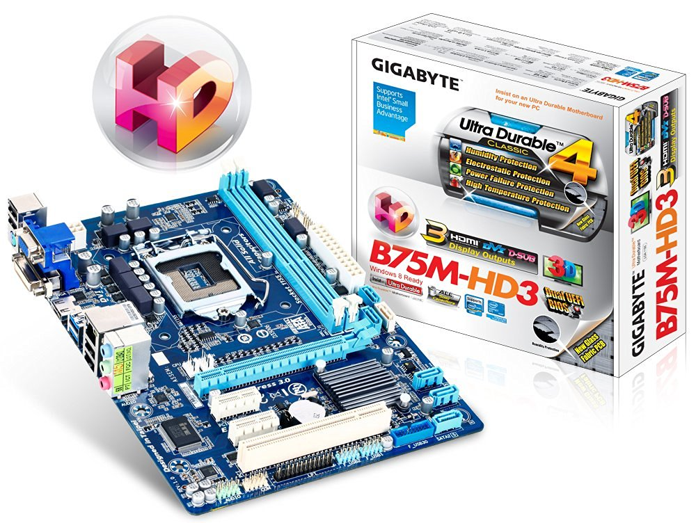 Drivers for Asrock B75M-DGS 3TB+
