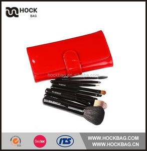 Mac cosmetic bag Christmas gift makeup brushes beauty tools kit bag