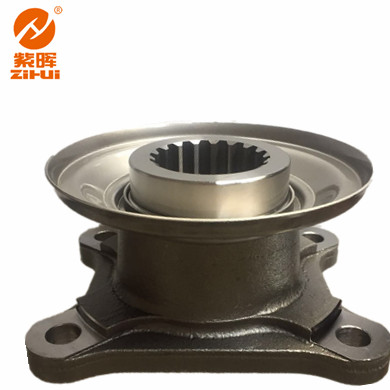Excellent quality differential flange for Japanese truck transmission parts