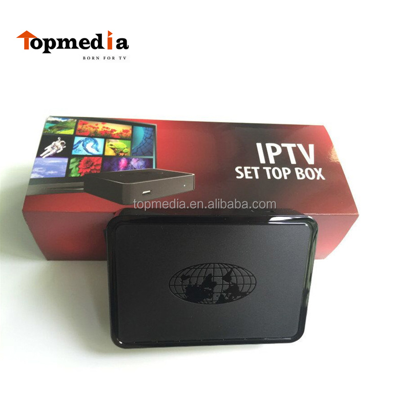Powerful Function Wifi Iptv Box Media Streamer Full Hd Tv 3d Video Updated Mag 254 iptv Set top box