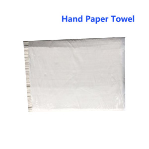 white wood pulp z fold 1 ply hand paper towel