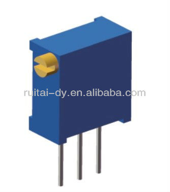 [dy]preset trimmer linear preset dimming potentiometer 3296