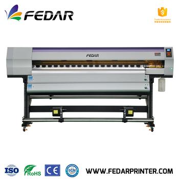 Fedar FD1900 190cm Dye Sublimation Wide Format Digital Printer, View Dye  Sublimation Printer, Fedar Product Details from Zhengzhou Bestar Machinery