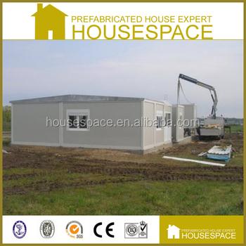 Easy installation rycycled low cost casas prefabricadas for Casas prefabricadas baratas
