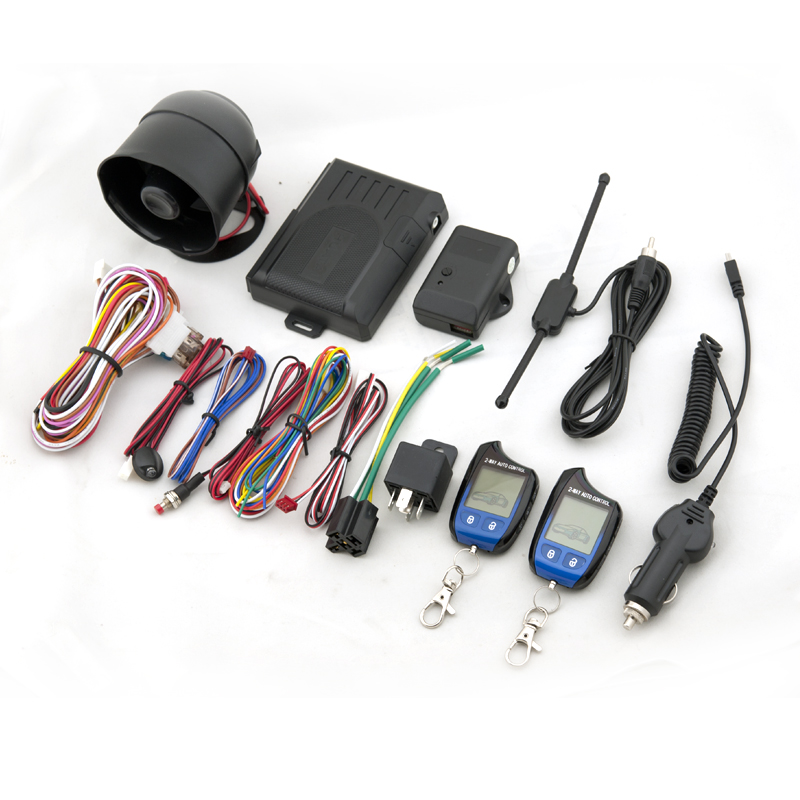 HUATAI 2 way car alarm system HT-800F2C