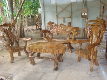 Molave wood roots furnitures buy home furnitures from molave tree roots philippine hardwood Home furniture sm philippines