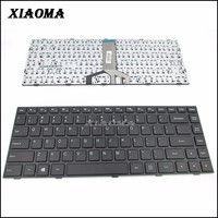 Wholesale laptop notebook keyboard Teclado keypad for Lenovo Ideapad 100-14IBD US