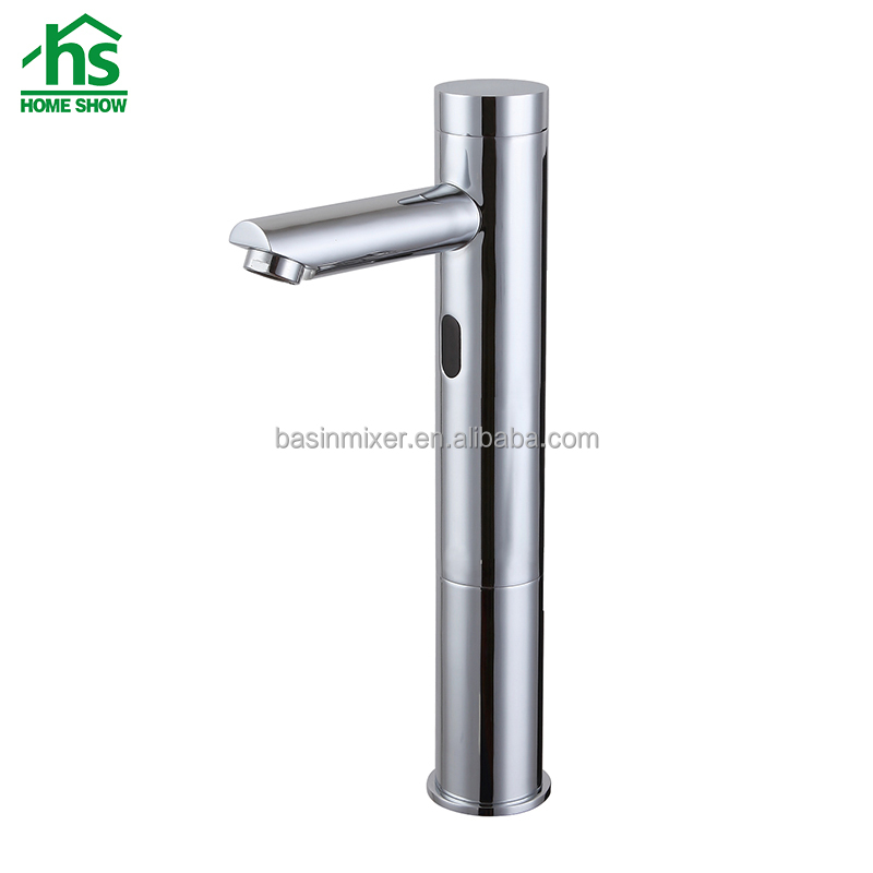 Height Toilet Automatic Waterfall Faucet