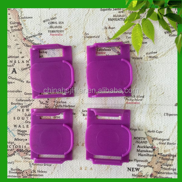 New products high quality colorful coffee drink cup holder clip