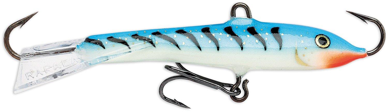 Glow Yellow Perch Rapala Jigging Rap 07 Fishing lure 2.75-Inch