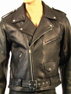 Leather Jacket By Skintan-brando