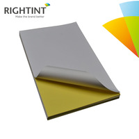 a4 sheets sticker paper self adhesive for laser printer