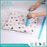 vacuum space saver storage compressed bag for quilt
